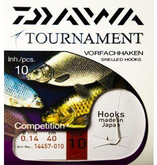 Готовый поводок Daiwa Tournament Match/Competition