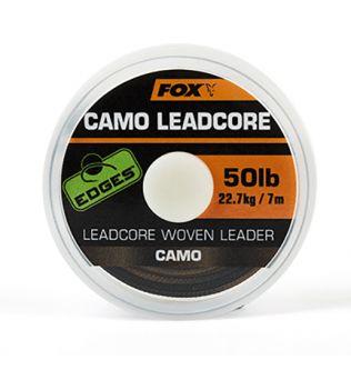 Ледкор с Сердечником Fox Edges Camo Leadcore
