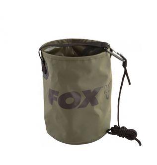 Мягкое ведро Fox Collapsible Water Bucket