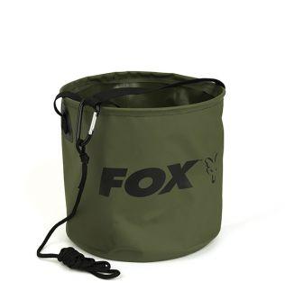 Мягке Відро Fox Collapsible Water Bucket Large 10 Ltr.