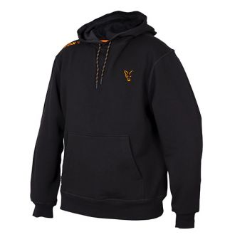 Толстовка Кенгеру Fox Collection Orange & Black Hoodie