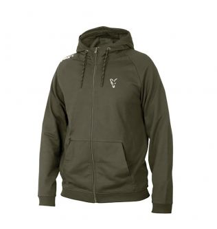 Толстовка Fox Collection Green & Silver Lightweight Hoodie