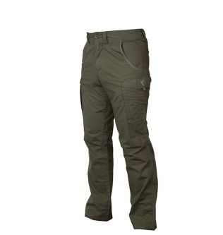 Штаны Fox Collection Combats Trousers Green Silver
