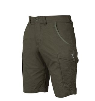 Шорты Fox Collection Сombats Shorts Green Silver