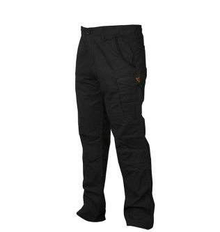 Штаны Fox Collection Combats Trousers Black Orange