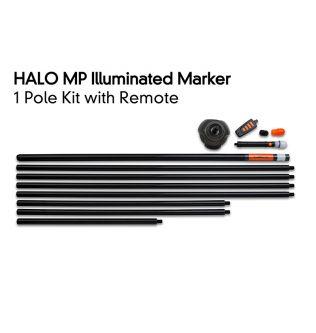 Стаціонарний Маркерний Буй з Пультом Fox Halo Illuminated Marker 1 Pole Kit Including Remote