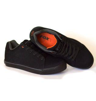 Кроссовки Повседневные Fox Black Orange Casual Trainers
