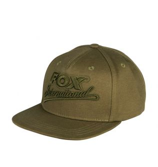 Кепка Fox Khaki College Snap Back