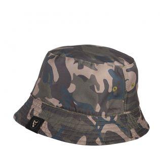 Панамка Двостороння Fox Khaki Camo Reversible Bucket Hat