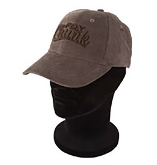 Кепка - Fox Chunk Khaki Cord Baseball Cap