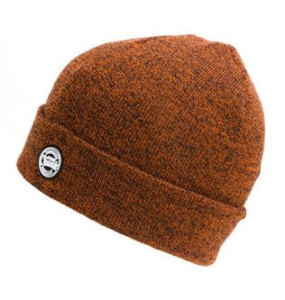 Шапка Fox Chunk Beanie Hats Orange