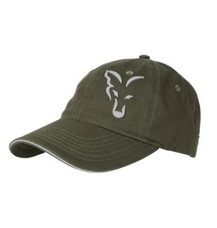 Кепка Fox Green Silver Baseball Cap