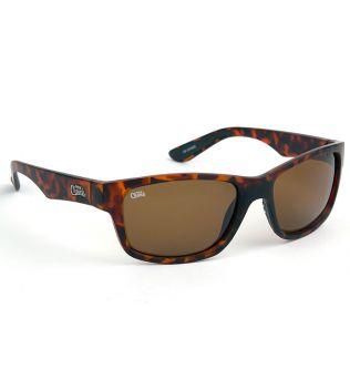 Fox Chunk Солнцезащитные очки Черепаховые с Коричневыми линзами