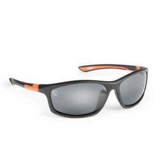 Окуляри Fox Collection Black & Orange Frame Grey Lens