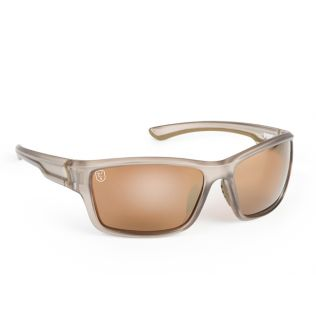 Окуляри Fox Avius Wraps Trans Khaki Frame Brown Mirror Lens
