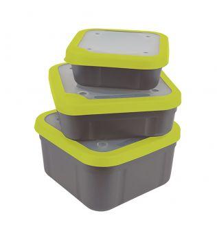 Контейнери для Насадок Matrix Bait Boxes Grey Lime