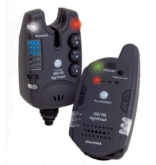 Набор сигнализаторов Anaconda Nighthawk  GSX-R6 4+1 rod set
