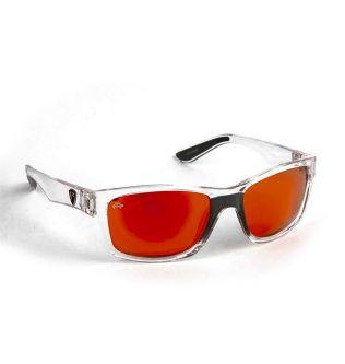 Очки Поляризационные Красными линзами Fox Rage Eyewear Trans / Mirror Red