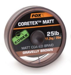 Поводочный материал Fox EDGES Coretex MATT