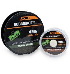 Ледкор без сердечника Fox Submerge Lead Free Leader