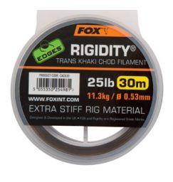 Поводочный материал монофильный Fox Edges Rigidity Chod Filament