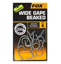 Крючки Fox Edges Armapoint Wide Gape с Загнутым Жалом
