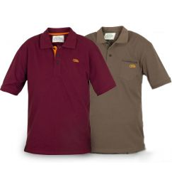 Футболка с воротником - Fox Chunk Polo Shirt