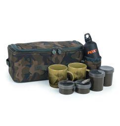 Fox Camo Brew Kit Bag Набор для заваривания напитков