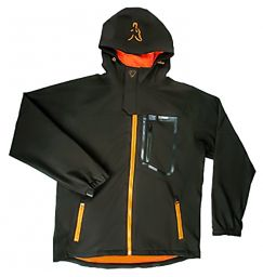 Куртка Fox Black / Orange Softshell Jacket