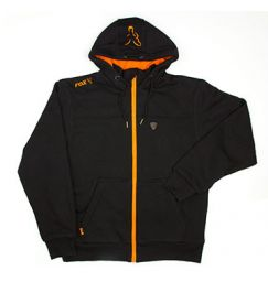 Толстовка Fox Black / Orange  Heavy Lined Hoodie