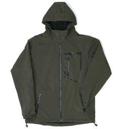 Куртка Fox Green Black Softshell Jacket
