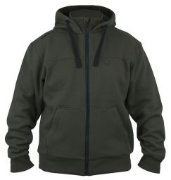Толстовка Fox Green Black Heavy Lined Hoodie