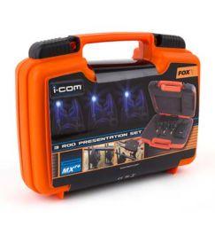Fox Micron MXR+ set - Комплект сигнализаторов MXR+